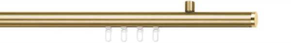 puire mit Deckenträger style 1,5 cm, Farbe: vermessingt-matt