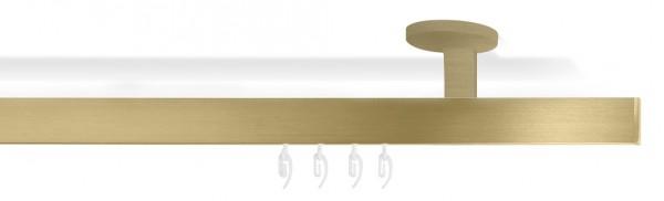 Design Gardinenstange slim für edele Gardinen