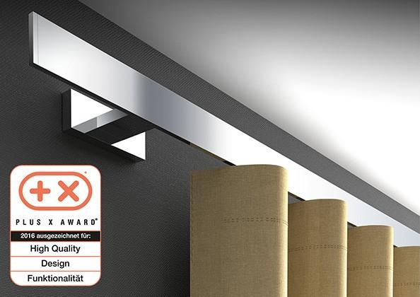 Gardinenstange Modern minimalistische designer gardinenstange-vorhangtechnik slim