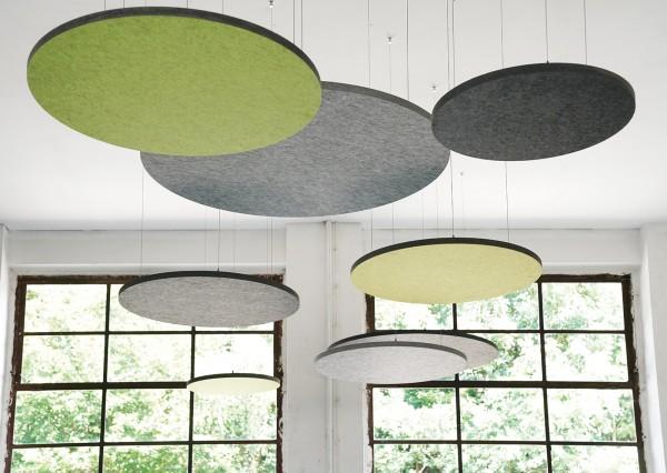Deckensegel-Set ceiling roundz