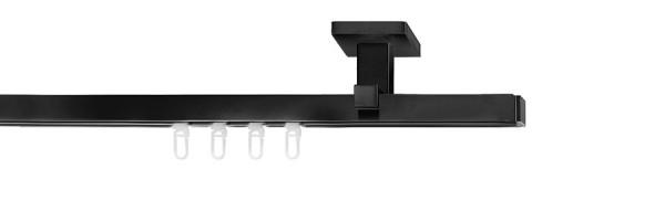 cubic mit Deckenträger urban, Farbe: schwarz