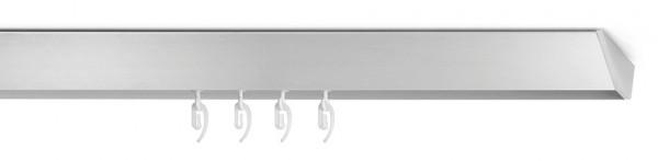 Deckenschiene in silber -edge- vom Designer Schmiddem