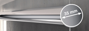 ø 35 mm tube
