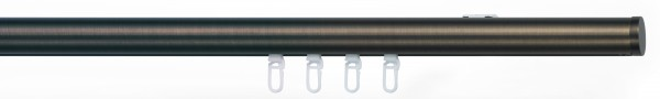 puire mit Deckenträger mini 0,4 cm, Farbe: bronziert