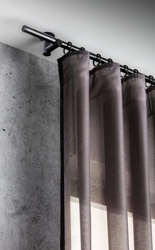 buchheister® Gardinenstange urban Deckenmontage