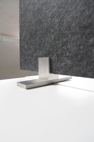 Schreibtisch-Set desktopz Standfuß