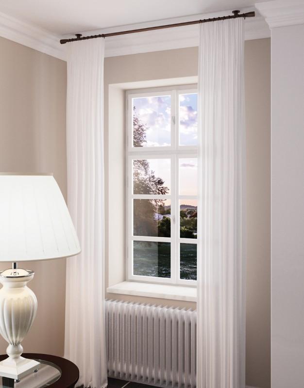 Gardinen am Fenster Inspiration classic