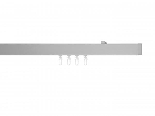 fly mit Deckenträger fly, Farbe: vernickelt-matt