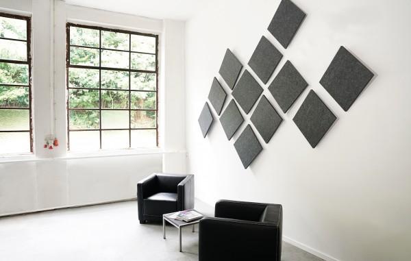 design elementz-Set free à 6 Stück, inkl. beweglichen Halteelementen