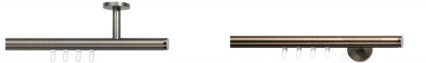 puire mit Wand- & Deckenträger puire, Farbe: bronziert