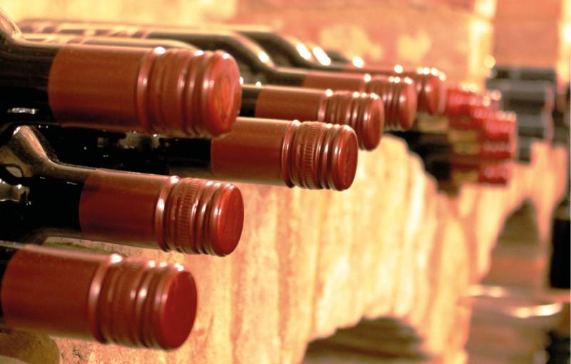 Vorhangstange classic Inspiration Wein
