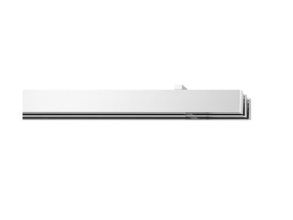 rail&roll mit Deckenträger 3-Lauf chrom