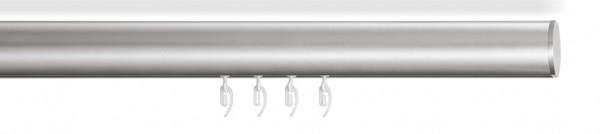 Designer Gardinenstange edelstahl -soft- vom Raumausstatter