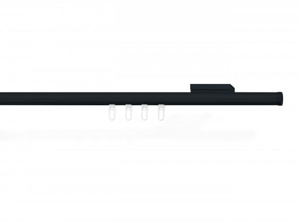 style mit Deckenträger slim, Farbe: schwarz