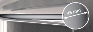 ø 45 mm tube