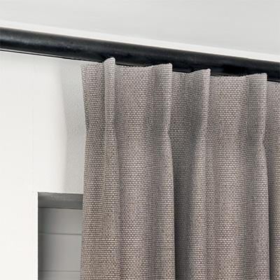 Beispiel Vorhang Einfachfalte